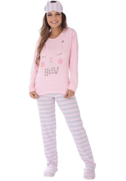 Pijama Cute Plush (LUXO)